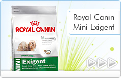 Hundefutter - Royal Canin Mini Exigent