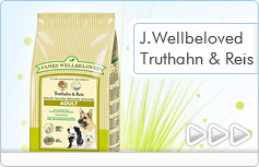 Hundefutter - James Wellbeloved Adult Truthahn & Reis