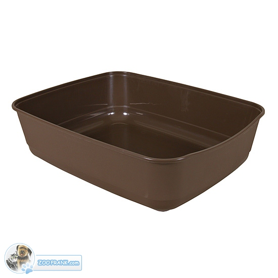 katzentoilette ohne rand alles f r das tier hunde katzen nager v gel art nr 4030. Black Bedroom Furniture Sets. Home Design Ideas