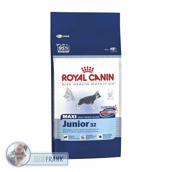 2 x 15 kg royal canin maxi junior hundefutter. Black Bedroom Furniture Sets. Home Design Ideas