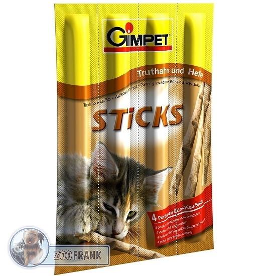 Gimpet Sticks Truthahn & Hefe - Alles für das Tier, Hunde, Katzen ...