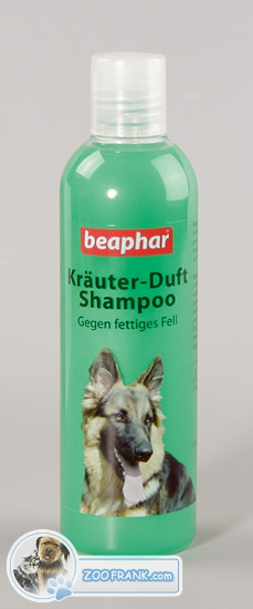 beaphar kr uter duft shampoo f r hunde alles f r das tier hunde katzen art nr 18289. Black Bedroom Furniture Sets. Home Design Ideas