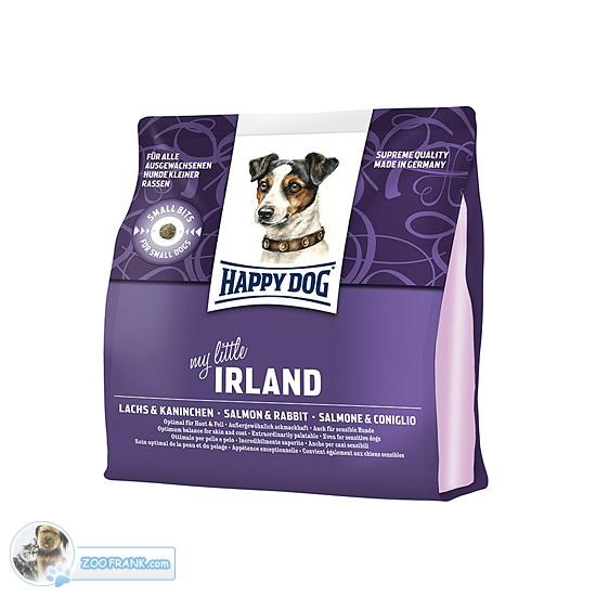 happy dog my little ireland hundefutter trockenfutter. Black Bedroom Furniture Sets. Home Design Ideas