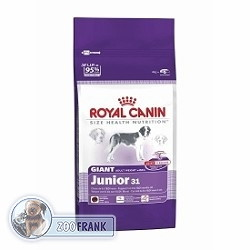royal canin giant junior hundefutter hundefutter trockenfutter art nr 3084. Black Bedroom Furniture Sets. Home Design Ideas
