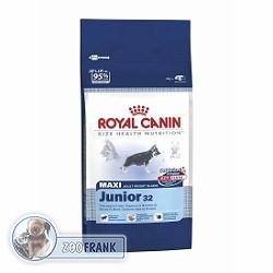 2 x 15 kg Royal Canin Maxi junior Hundefutter
