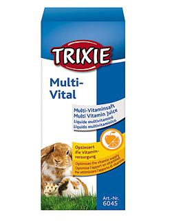Multi Vital Multivitaminsaft für Nager