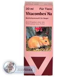 Vitacombex Na - Multivitamintropfen für Nager