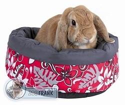 Kuschelbett für Kaninchen & Meerschweinchen