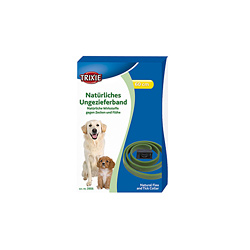 Natürliches Floh & Zeckenband für Hunde