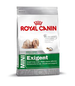 Royal Canin Mini Exigent - für wählerische Hunde