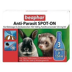 Anti Parasit Spot On Beaphar
