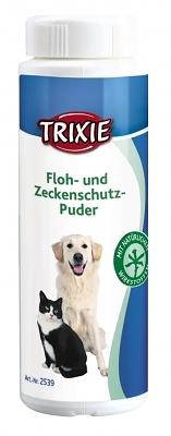 Flohpuder für Hunde Zeckenpuder