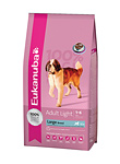 Eukanuba LIGHT Large Hundefutter für große Rassen