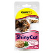 Gimpet ShinyCat mit Makrele & Hühnchen