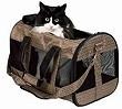 Katzentasche - Katzentransporttasche Elegance