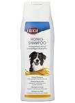 Hundeshampoo mit Honig
