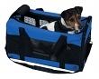 Hundetransporttasche Neopren blau
