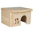 Holzhaus für Nager