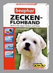 Zecken-Flohband Junior für Hunde - Puderhalsband