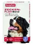 Zecken-Flohband Hund extra lang