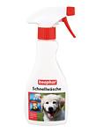 Schnellwäsche für Hunde
