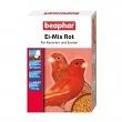 Ei-Mix für Kanarien und Exoten - rot