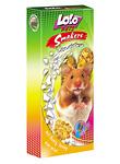 Knabberstangen für Hamster mit Honig - 2 Stück