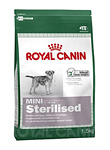 Royal Canin Mini Sterilised -  für kastrierte Hunde