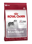 Royal Canin Medium Sterilised -  für kastrierte Hunde
