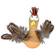 Plüsch Steh auf Huhn