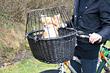 Fahrradkorb für kleine Hunde