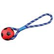 Fußball am Seil