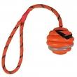 Wellenball mit Seil - Bringsel