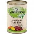 Landfleisch Pansen Reis 6 x 800 g