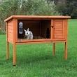 Natura Kaninchen Kleintierstall