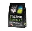 PURE INSTINCT Hundefutter Grassland mit Huhn und mit Lamm
