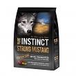 PURE INSTINCT Strong Mustang Hundefutter mit Pferd
